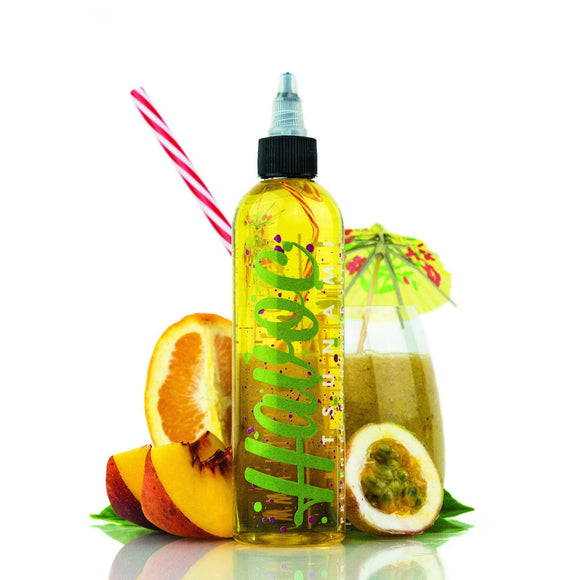 HAVOC- TSUNAMI E-JUICE (180ML) - Vaporization USA