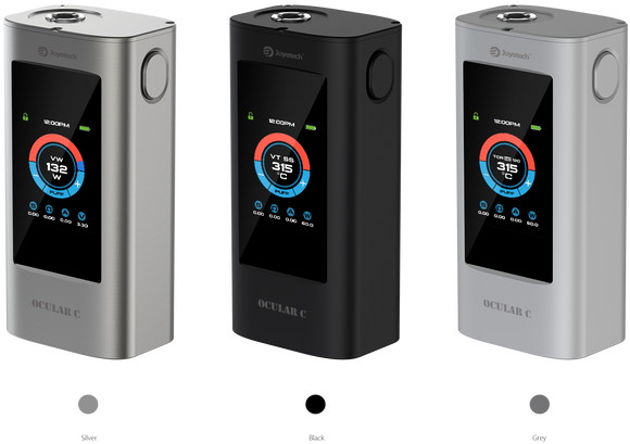 JOYETECH OCULAR C 150W TC BOX MOD - Vaporization USA