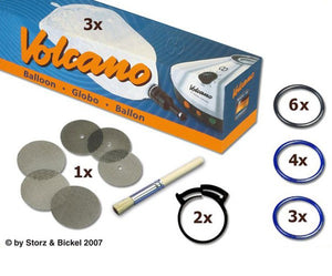 VOLCANO VAPORIZER WEAR AND TEAR SET - Vaporization USA