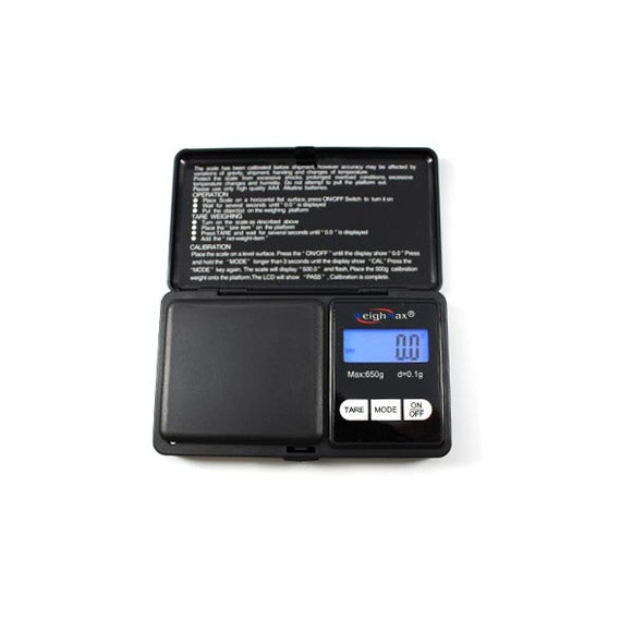 Weigh Max Digital Scale - Vaporization USA