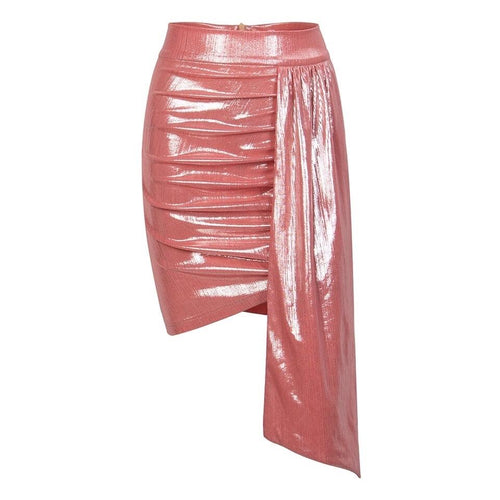 Weekend Wonder Pink Mini Skirt - Fashion Genie Boutique