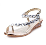 Bling It On Diamante Embellished Sandals