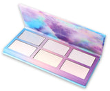 Aurora Borealis Highlighter Palette - Fashion Genie Boutique USA Alt