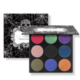TZ Cosmetics Twilight Shimmer Eyeshadow Palette - Fashion Genie Boutique USA Alt