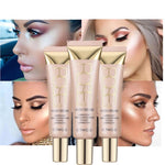 O.TWO.O Rose Gold High Beam Liquid Highlighter - Fashion Genie Boutique USA Alt