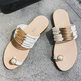 Everyday Diva Gold Sliders