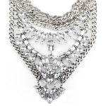 Pendant Chunky Statement Necklace Fashion Genie Boutique