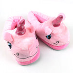 I Heart Unicorns Pink Slippers - Fashion Genie Boutique