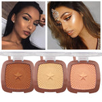Ministar Powder Glow Illuminator Highlighter - Fashion Genie Boutique USA Alt