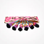 Purple Rose Make-up Brushes - Fashion Genie Boutique USA Alt
