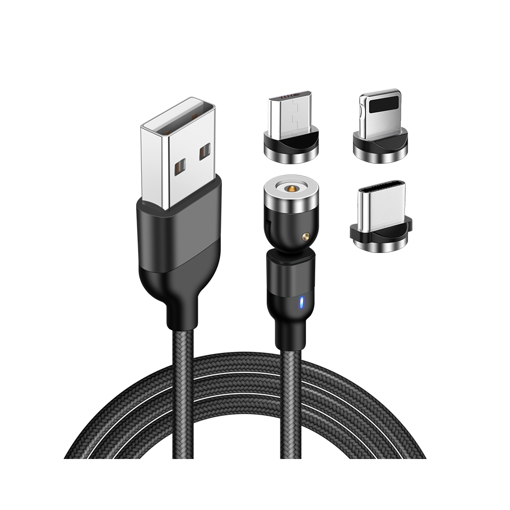 StygianForce Flexi Phone Charging Cable - StygianForce