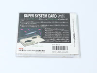 "NEC PC Engine HuCARD Super System Card ""Excellent ++"""