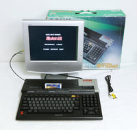 "Sony MSX 2 HB-F1XD mk2 Computer Game Boxed ""Excellent +++"""