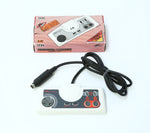 "NEC PC Engine Turbo Pad White Game Controller ""Excellent ++"""