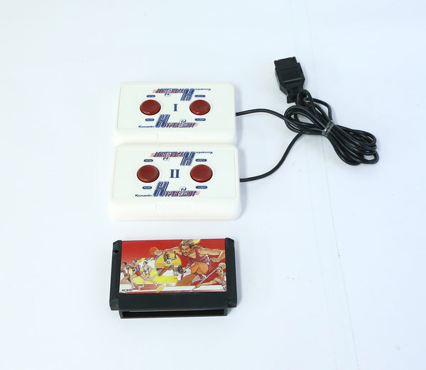 "KONAMI Hyper Shot Controller & Game Set ""Excellent ++"""