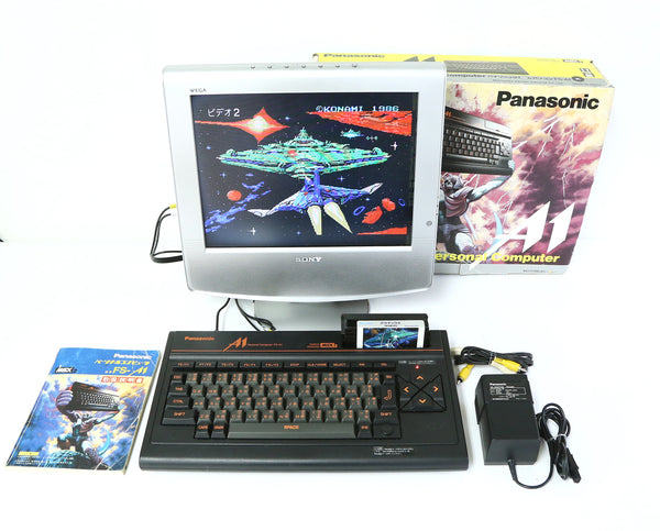 "Panasonic MSX 2 FS-A1 Personal Computer Boxed ""Excellent +++"""