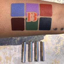Fenty 6 Pan Stencil | Inspired by Fenty Beauty