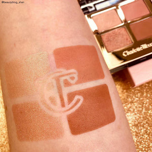 Charlotte Tilbury - 4 Pan Stencil | Inspired by Charlotte Tilbury Beauty