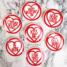 Love Hearts - Single Stencils
