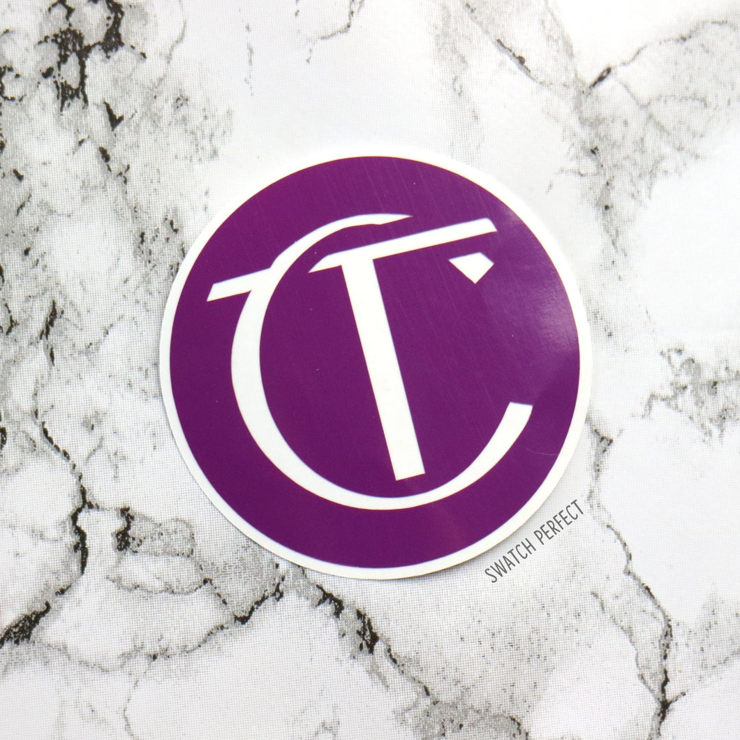Charlotte Tilbury - Mini Logo Stencil | Inspired by Charlotte Tilbury Beauty