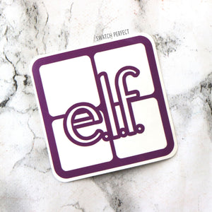 Elf - 4 Pan Stencil | Inspired by E.L.F Cosmetics