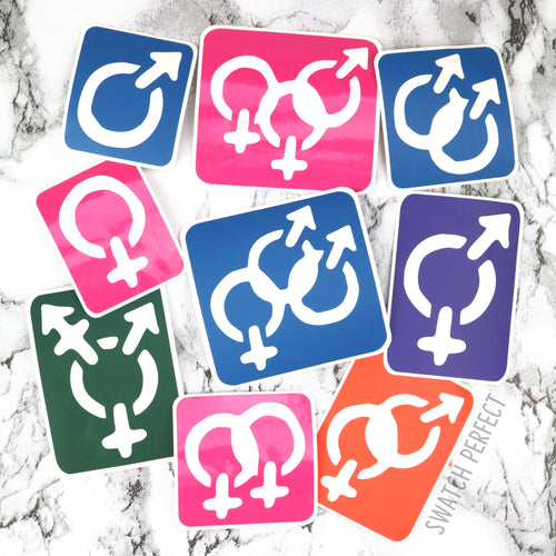 Gender & Sexuality Symbols Kit - £10.25 Value