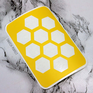 Honeycomb - 10 Pan Stencil