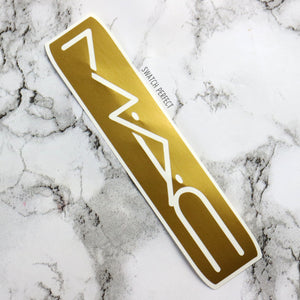 MAC - Logo Stencil | Inspired by MAC Cosmetics