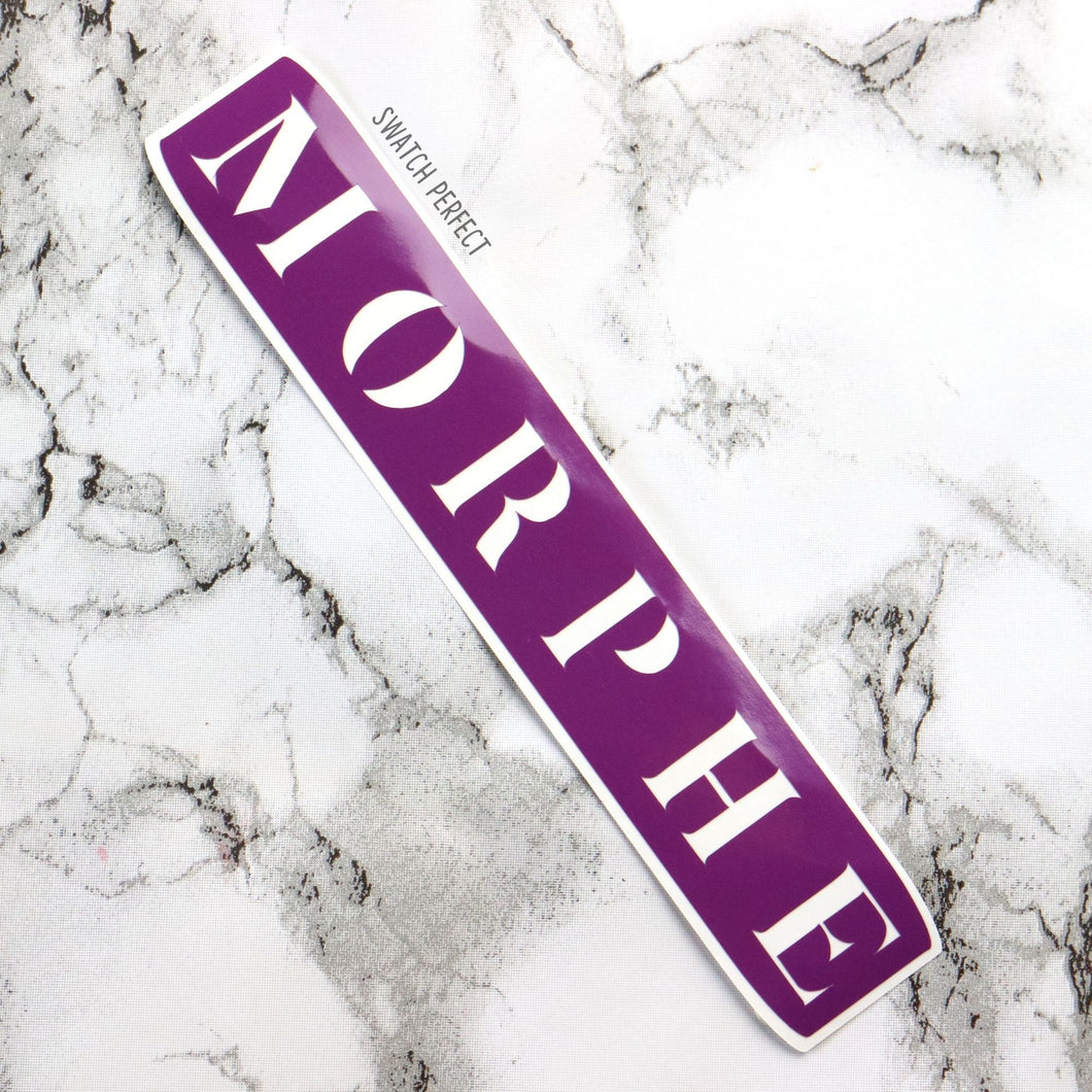 Morphe - Logo Stencil | Inspired by Morphe Brushes