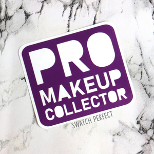 Word Stencil - Pro Makeup Collector