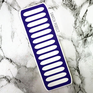 Rounded Stripes - 14 Pan Stencil
