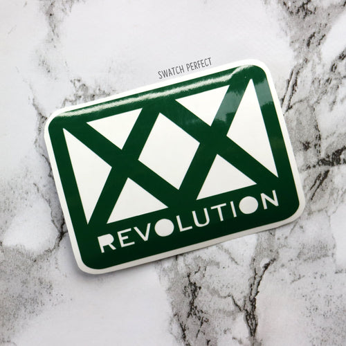 XX Revolution - Logo Stencil | Inspired by Revolution Beauty