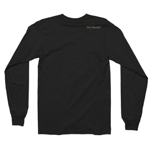 The Got Skunk? Plush Cotton Comfort Long Sleeve T