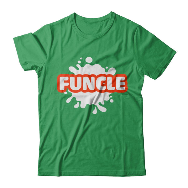 618ee59d Mens & Women Fun Uncle Funcle Definition Funny T-Shirt - Teely Shop