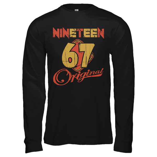 Original 1967 T Shirt 50th Birthday 50 Gift Ideas
