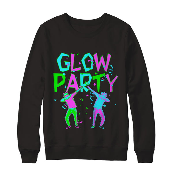 Men And Womens Glow Party Dabbing Kids For Birthday