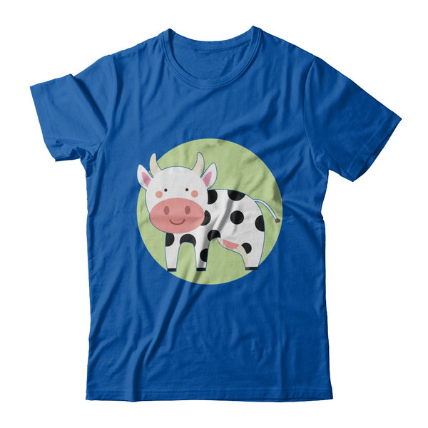 3b518c5b99 Men And Woman's Cute Cow Funny T-Shirt Costume For Love Cow - Teely Shop