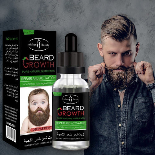 Beard Growth Anti HairLoss