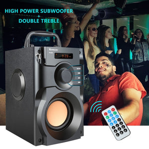 High Power Bluetooth Speaker