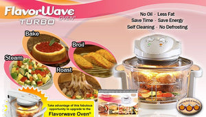 All In 1 Turbo MicroWave