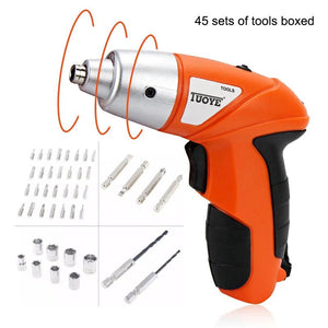 RECHARGEABLE SCREWDRIVER/DRILLER