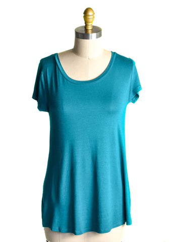 Teal Favorite Tee