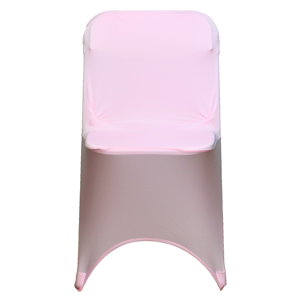 Spandex Folding Chair Cover - Pink