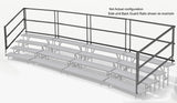Side Guard Rails for 42' 4 Tier Choral Risers