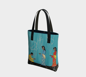 Honoring oUr Teachings Tote