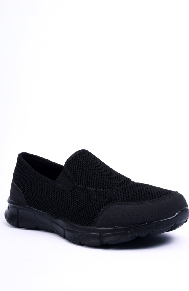 Conor Black Leisure Shoe