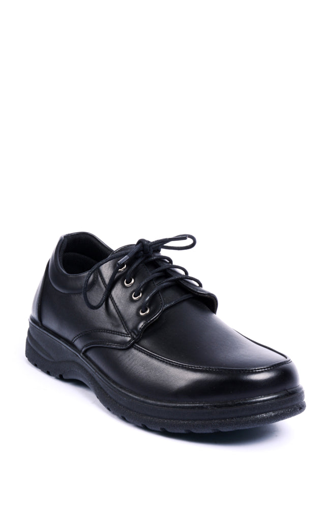Reuben Black Dr Lightfoot Casual M12B