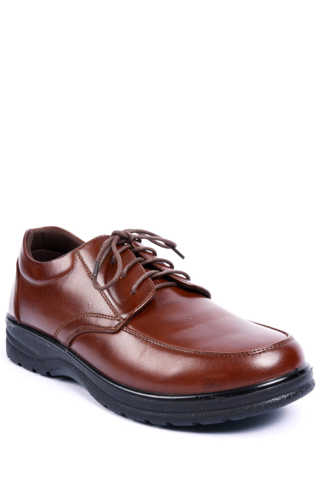 Brett Navy Leisure Shoe