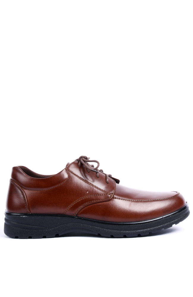Reuben Dark Tan Dr Lightfoot Casual M12A