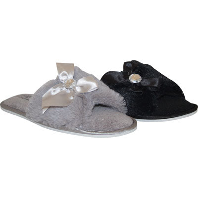 Una Slipper Grey 3X8 D